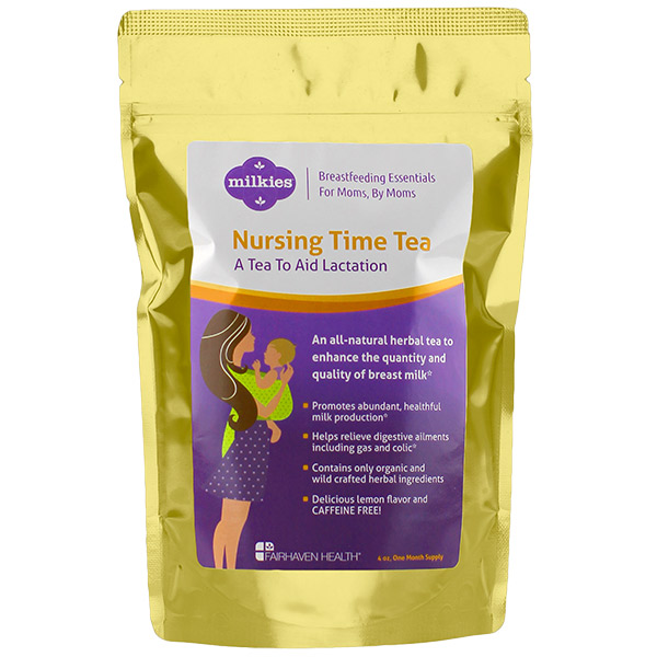 Nursing Time Herbal Lactation Tea