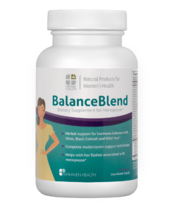 BalanceBlend for Menopause Relief