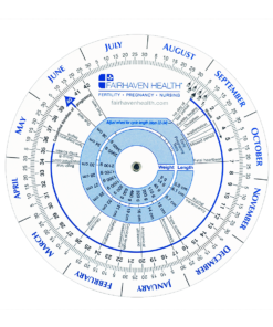 Pregnancy Ovulation Calendar Wheel