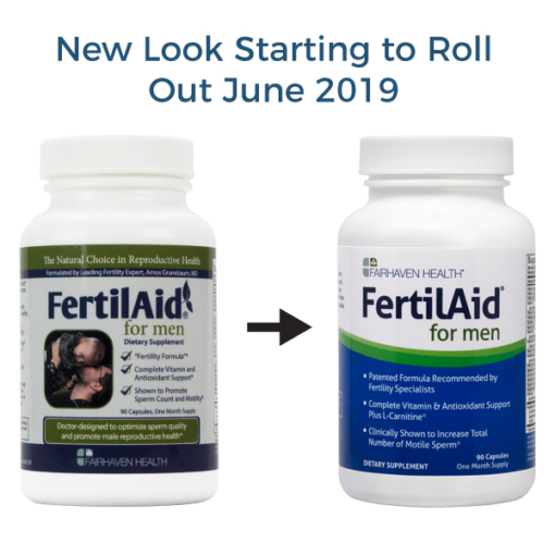FertilAid for Men New Look