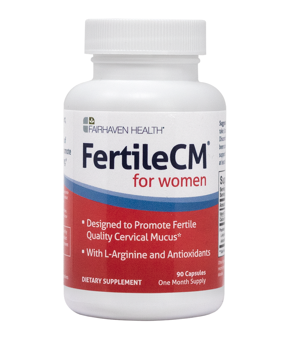 FertileCM Cervical Mucus Supplement
